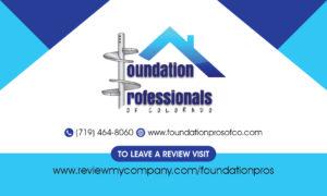 Foundation Professionals of Colorado bcard