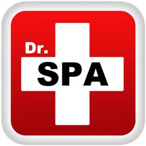 Dr. Spa logo